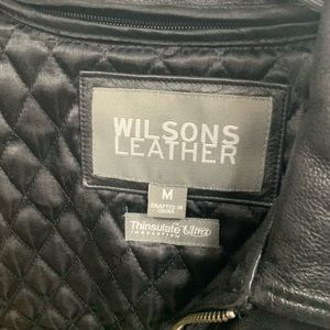 Wilson's Leather M Jacket with Thinsulate Liner